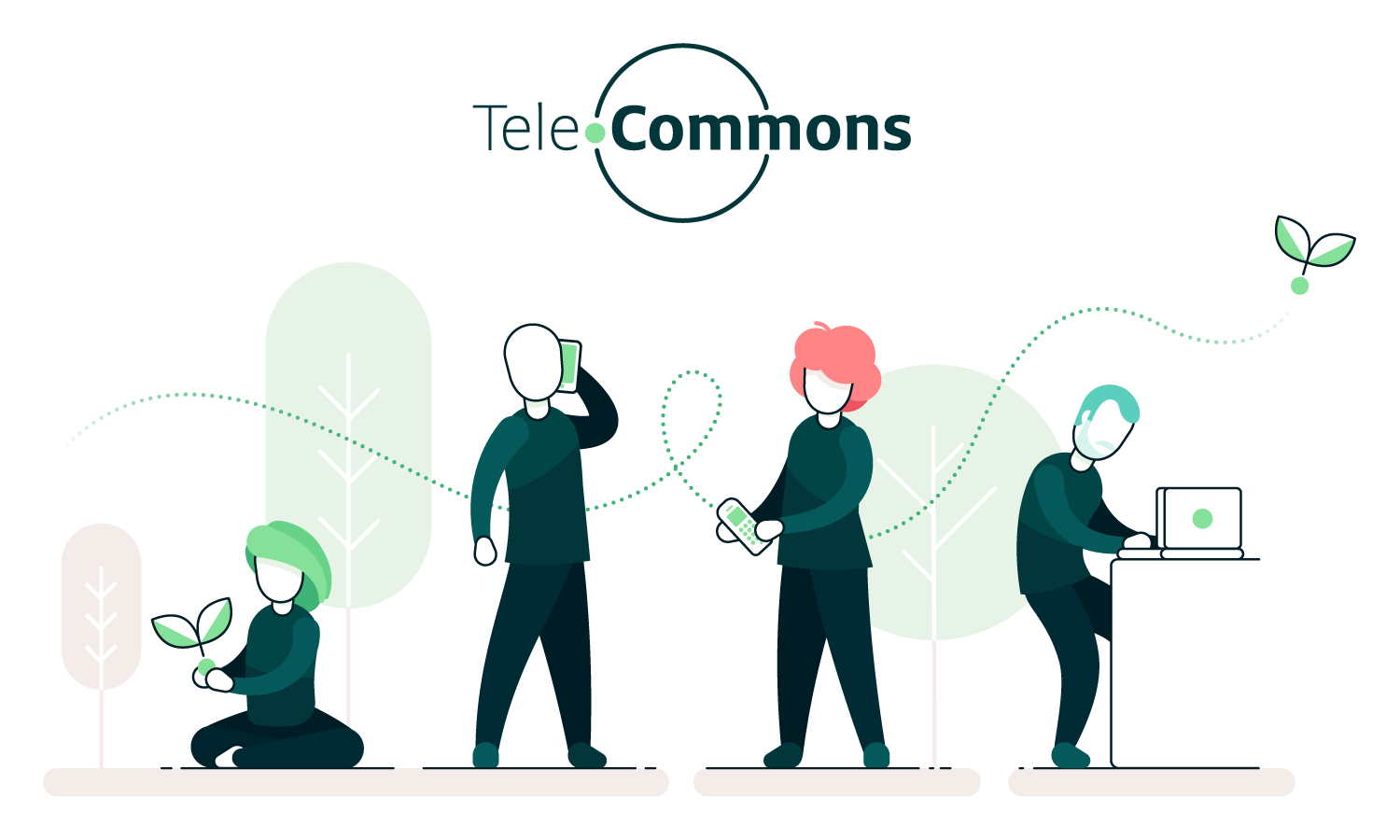 TeleCommons Front Image