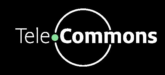 TeleCommons logo